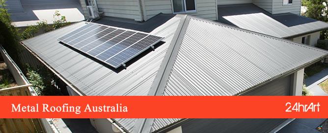 Metal Roofing Australia